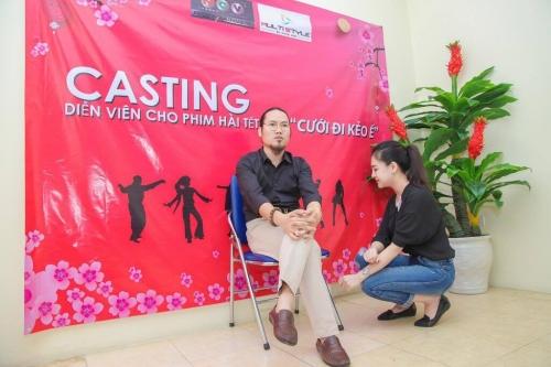 MC Thảo Vân sẽ tham gia phim Tết 2017: Cưới đi kẻo ế