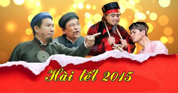 Hài tết 2015